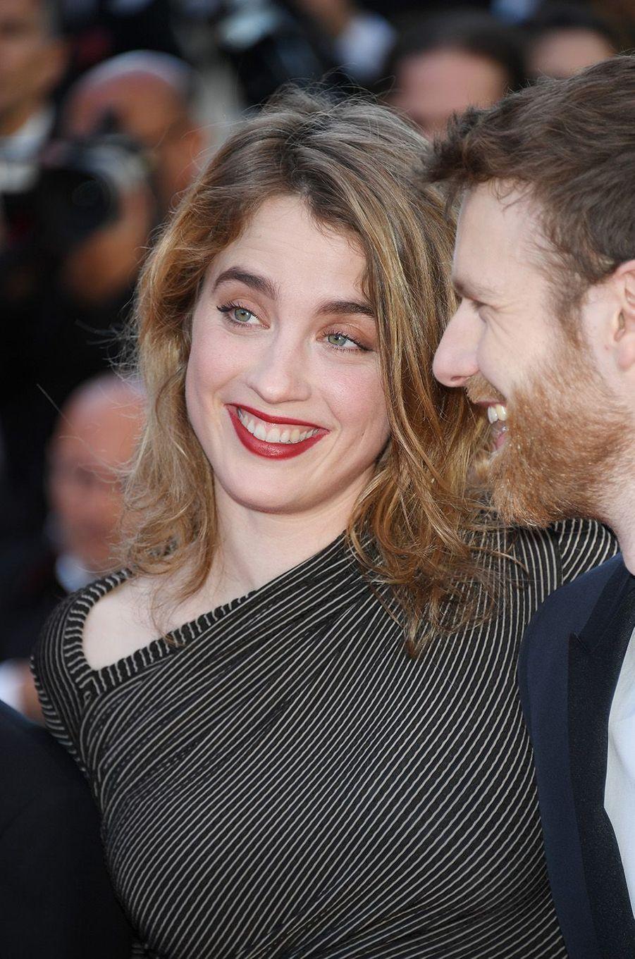Adèle Haenel à Cannes, le 20 mai 2017.