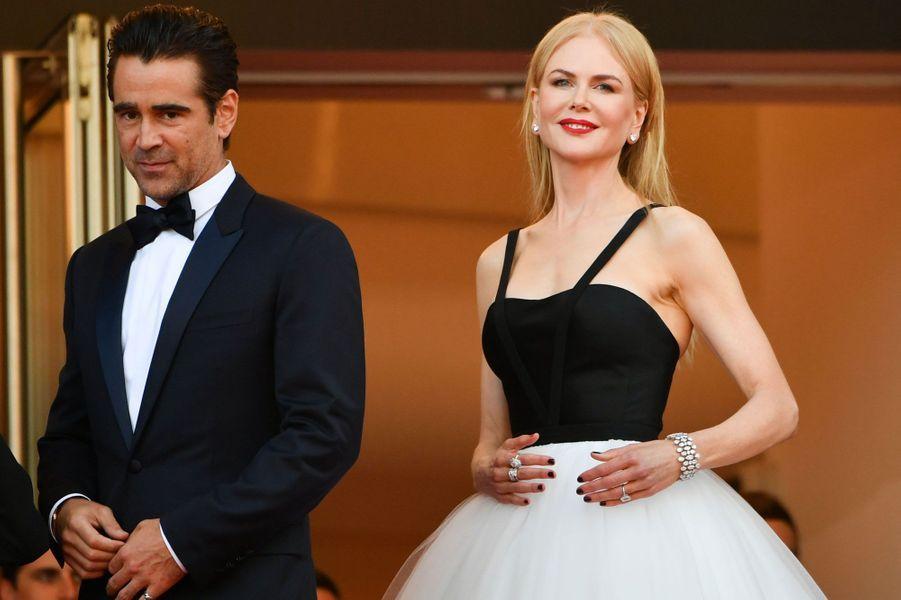 Nicole Kidman et Colin Farrell