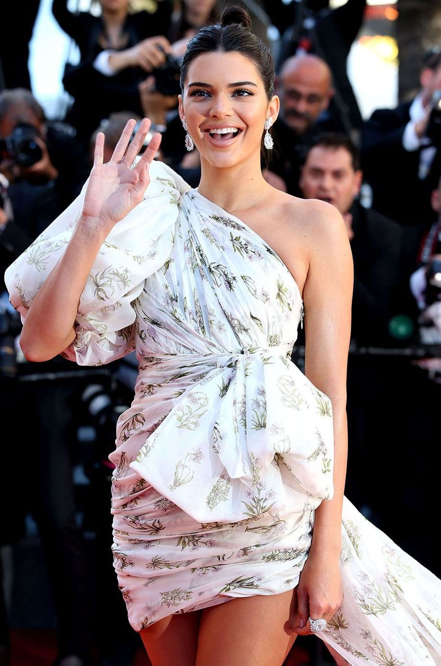 Kendall Jenner, la sensation mode du Festival de Cannes.