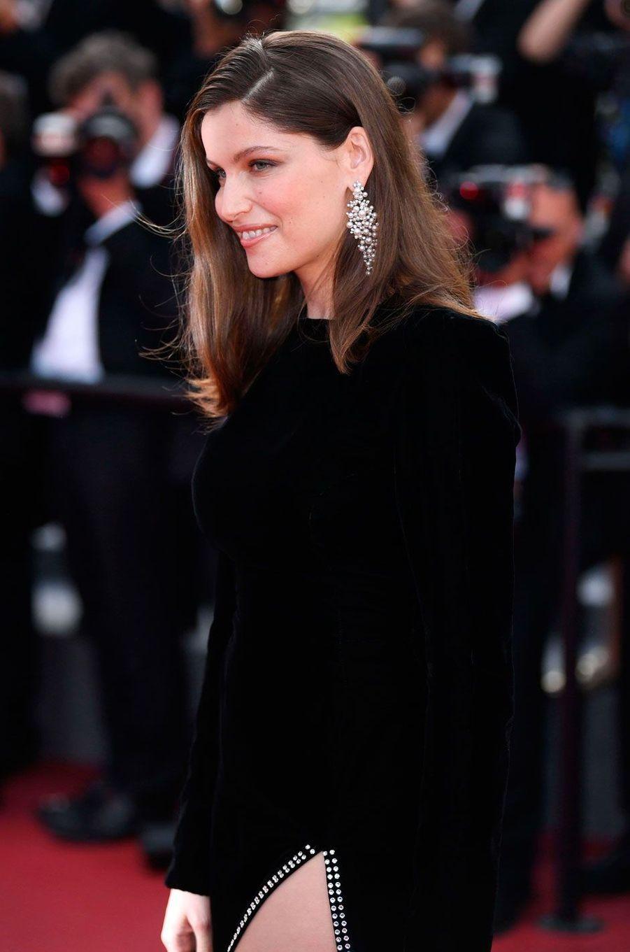 Laetitia Casta au Festival de Cannes 2017