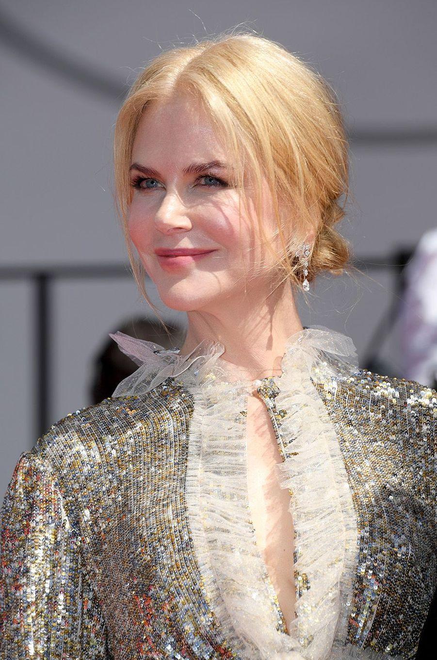 Nicole Kidman à Cannes, le 21 mai 2017.