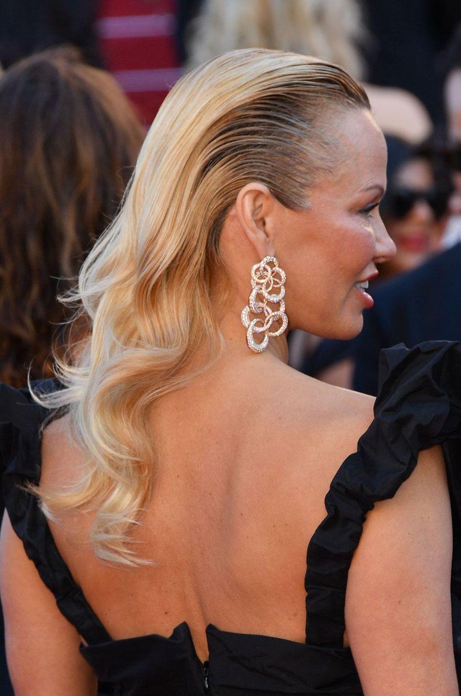 Pamela Anderson de dos