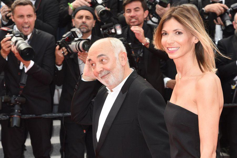 Gérard Jugnot et son épouse Patricia
