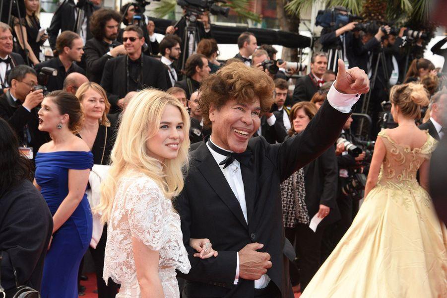 Igor Bogdanov et son épouse Julie