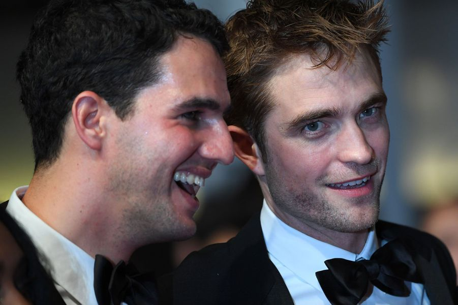 Robert Pattinson et Benny Safdie