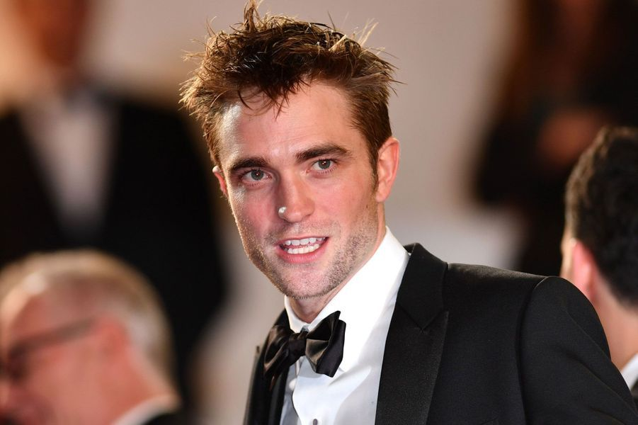 L'acteur britannique Robert Pattinson