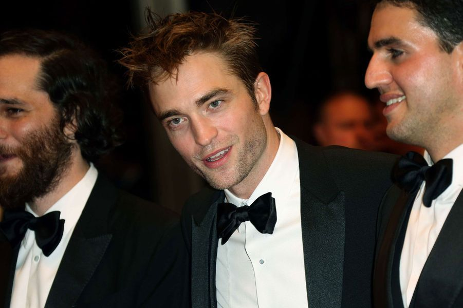 Robert Pattinson sur le tapis rouge