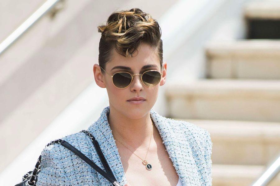 Kristen Stewart au Festival de Cannes 2018
