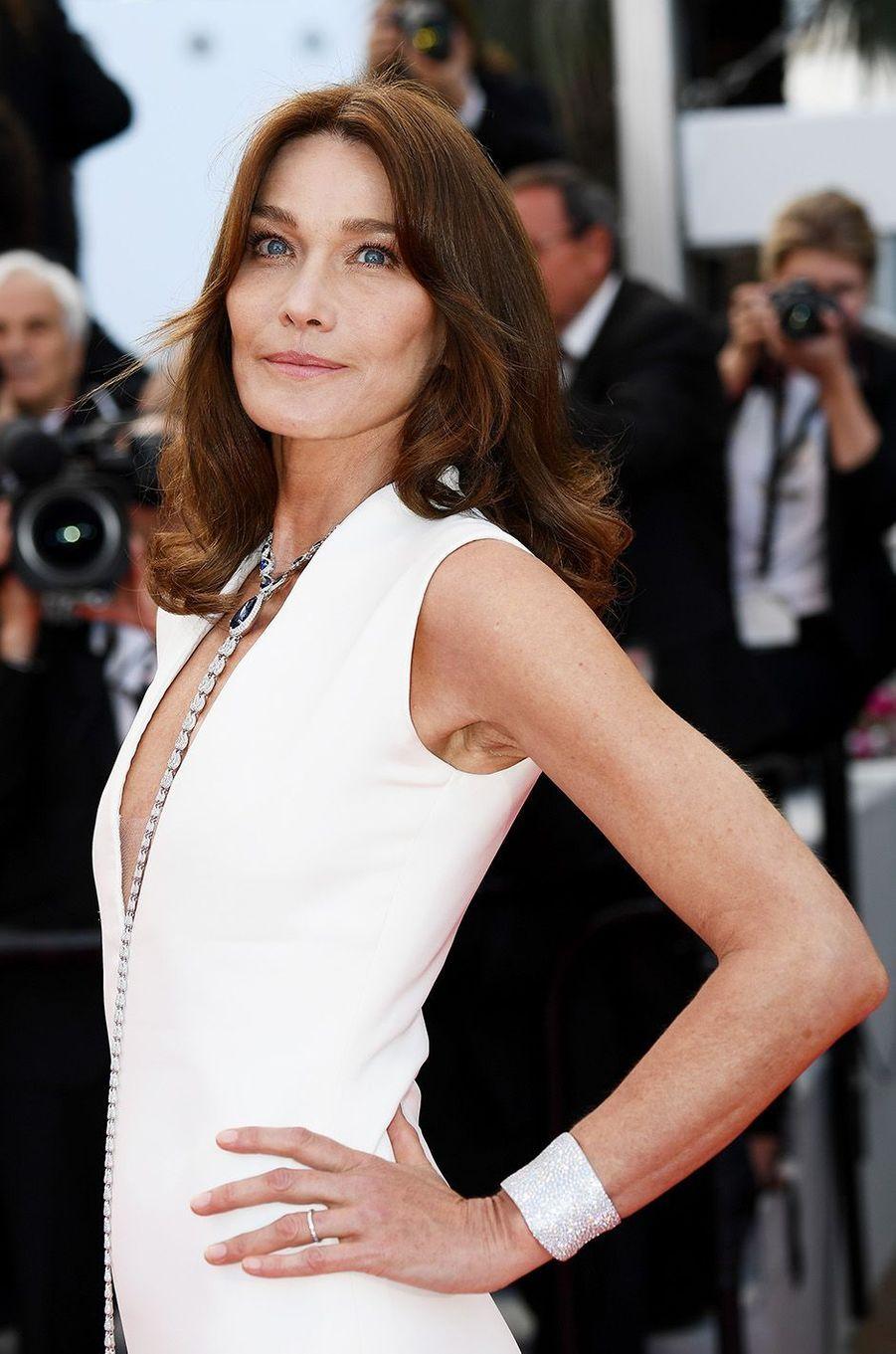 Carla Brunià Cannes, le 13 mai 2018.