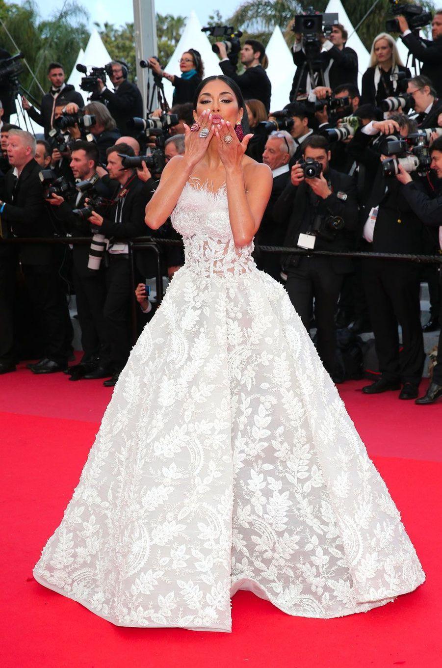 Nicole Scherzinger en Ashi Studio Couture