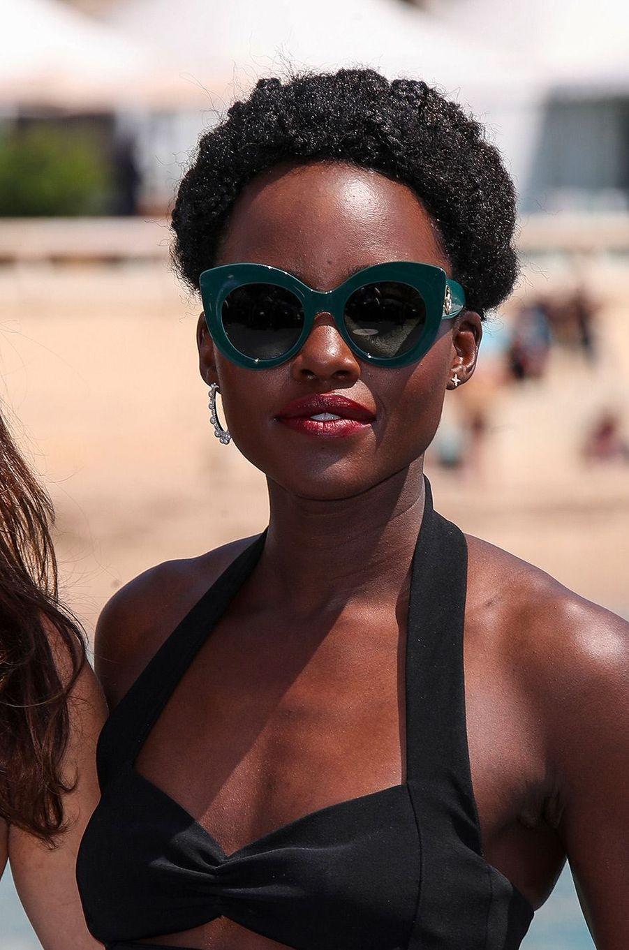 Lupita Nyong'o sur la Croisette