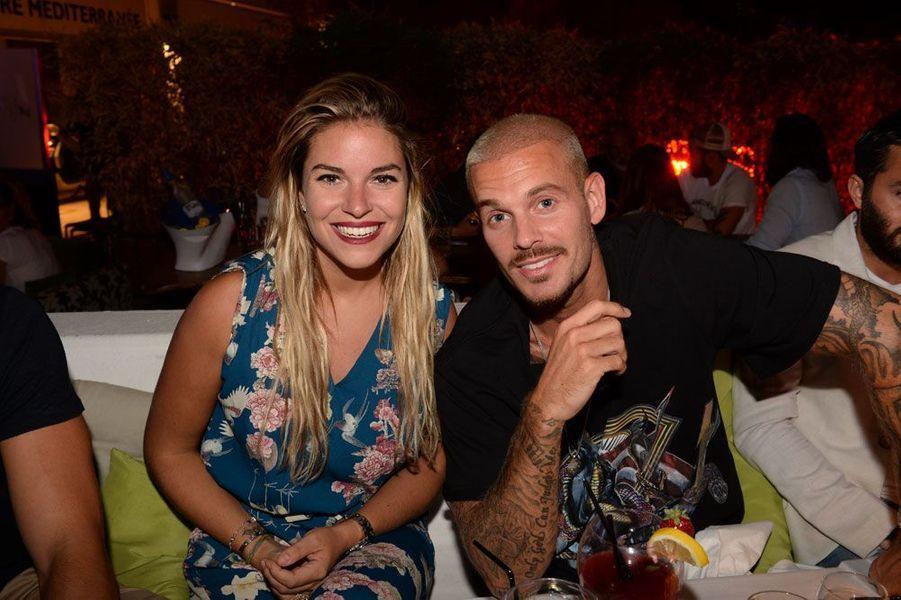 MattPokora et Sophie Tapie