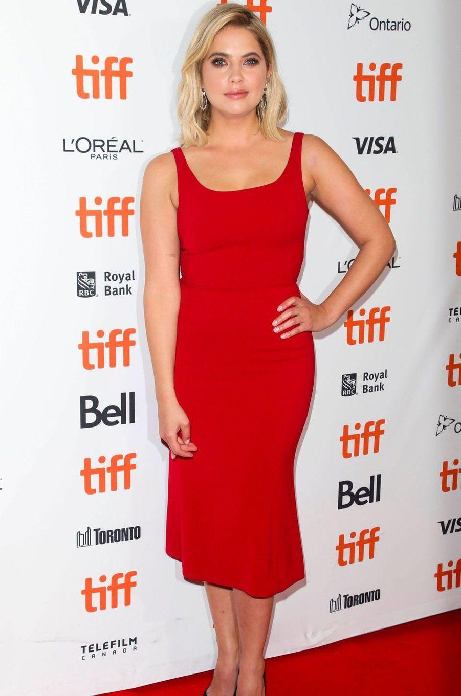 """Ashley Benson à l'avant-première du film """"Her Smell"""" à Toronto le 9 septembre 2018"""