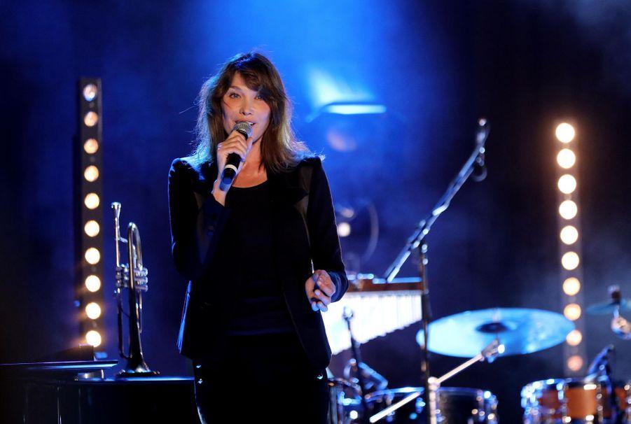 Carla Brunien concert au Lavandou le 23 juillet 2019