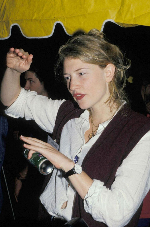 Cate Blanchett en 1994
