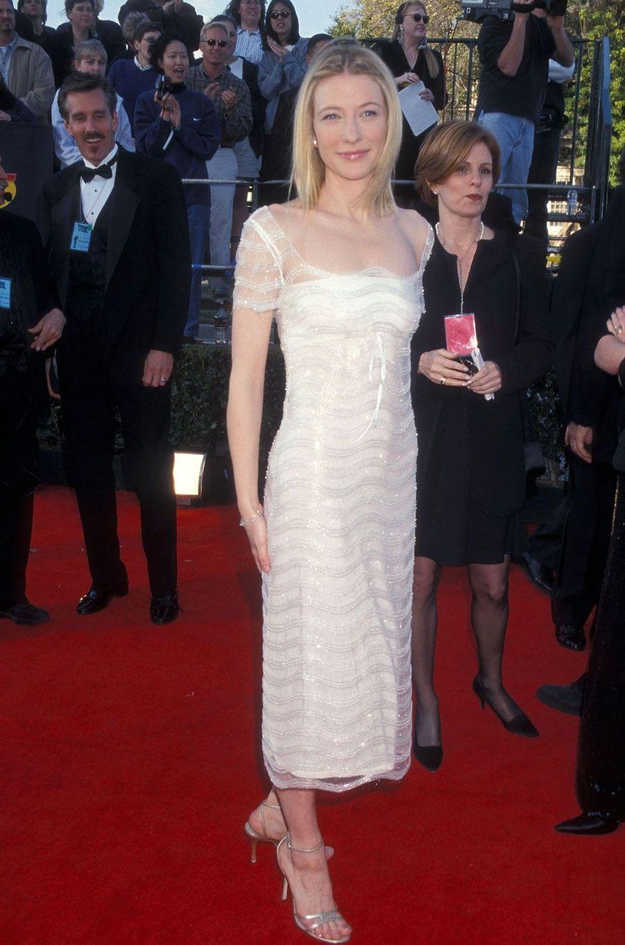 Cate Blanchett en 1999
