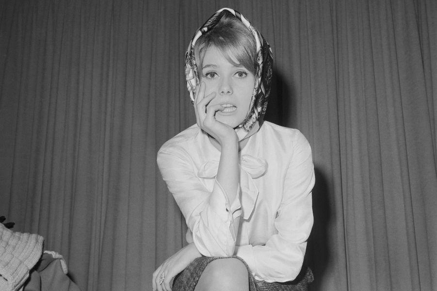 Catherine Deneuve en 1961