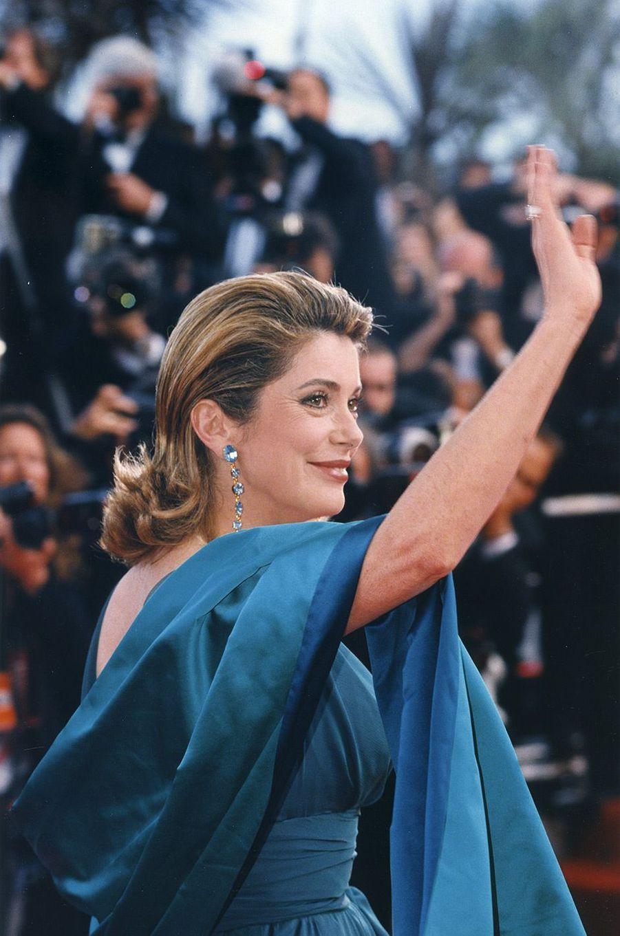 Catherine Deneuve en 1997