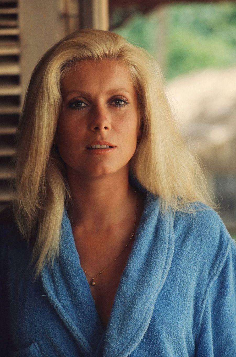 Catherine Deneuve en 1974