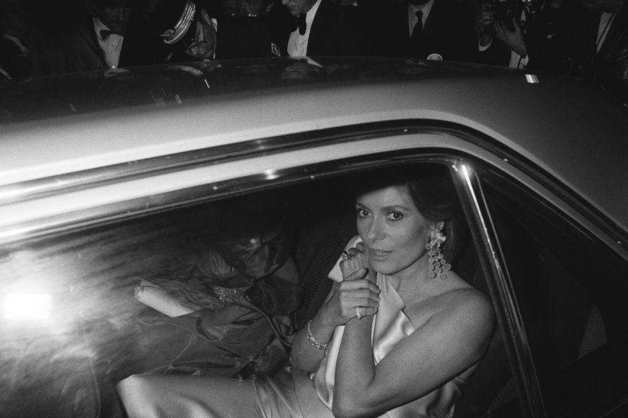 Catherine Deneuve en 1984