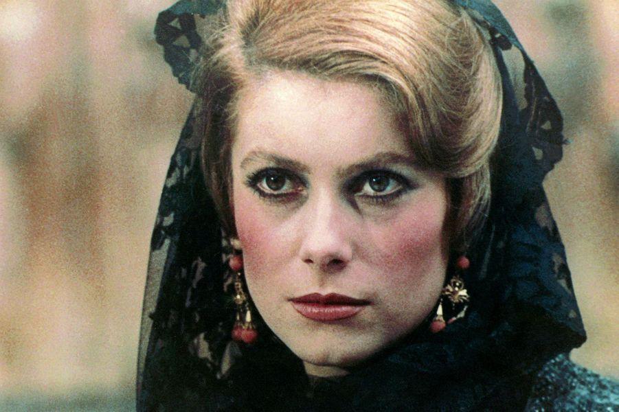 Catherine Deneuve en 1970