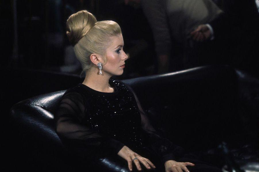 Catherine Deneuve dans les années 60