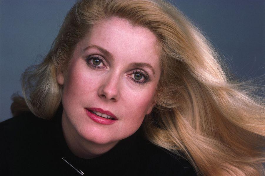 Catherine Deneuve en 1981