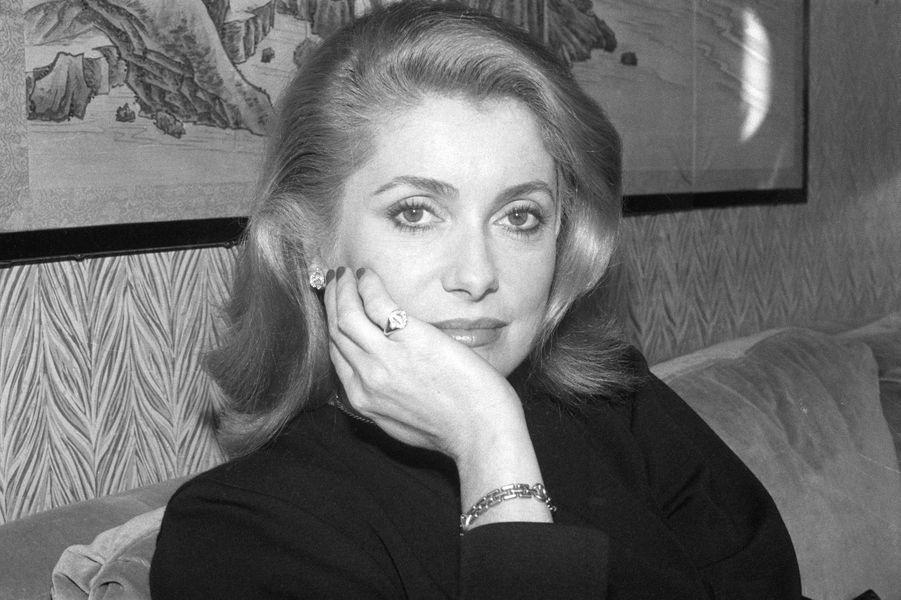 Catherine Deneuve en 1983