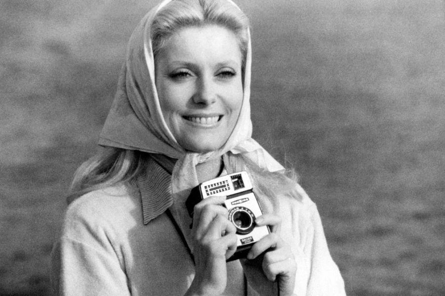 Catherine Deneuve en 1971