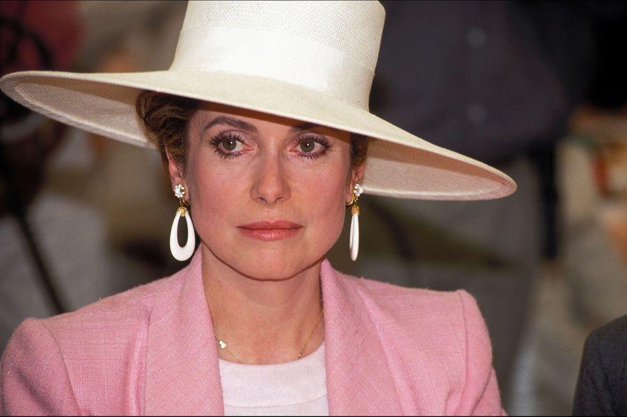 Catherine Deneuve en 1992
