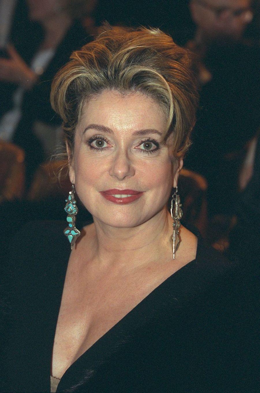 Catherine Deneuve en 2000