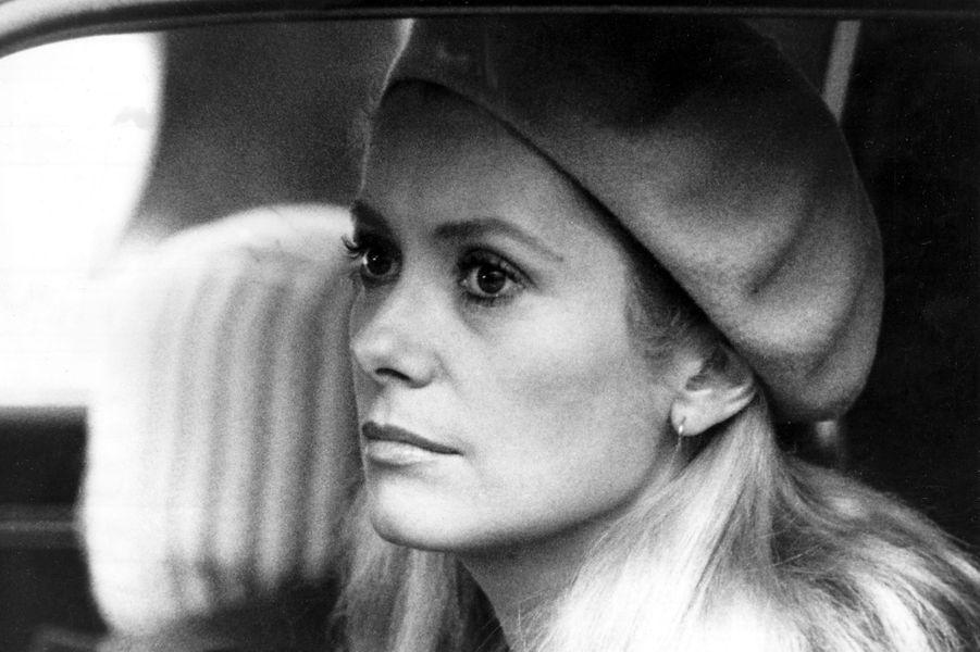 Catherine Deneuve en 1979.