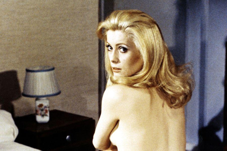 Catherine Deneuve en 1967.