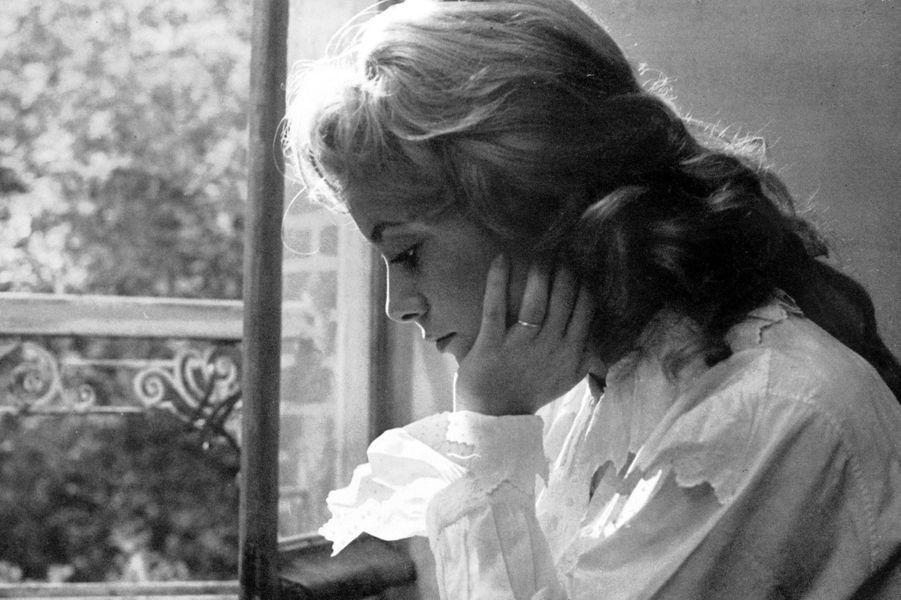 Catherine Deneuve en 1966.