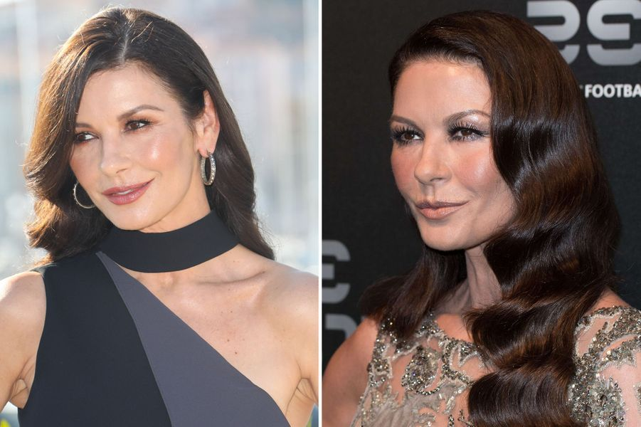 Catherine Zeta-Jones, la transformation physique.