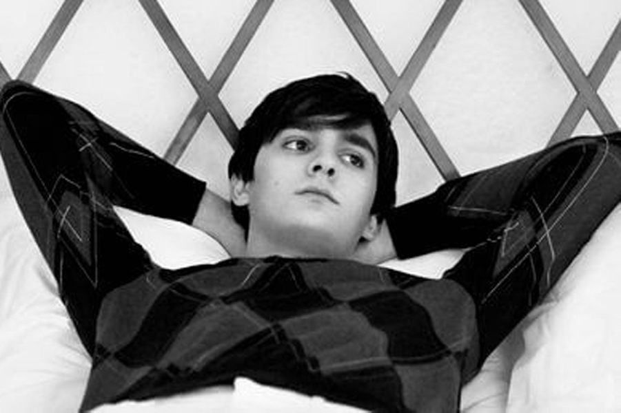 Alain-Fabien Delon a 22 ans