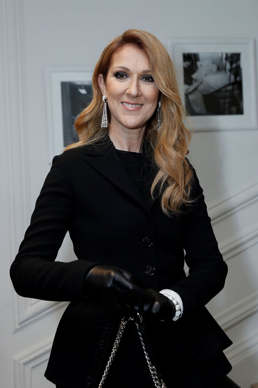 Céline Dion à Paris, le 4 juillet 2016