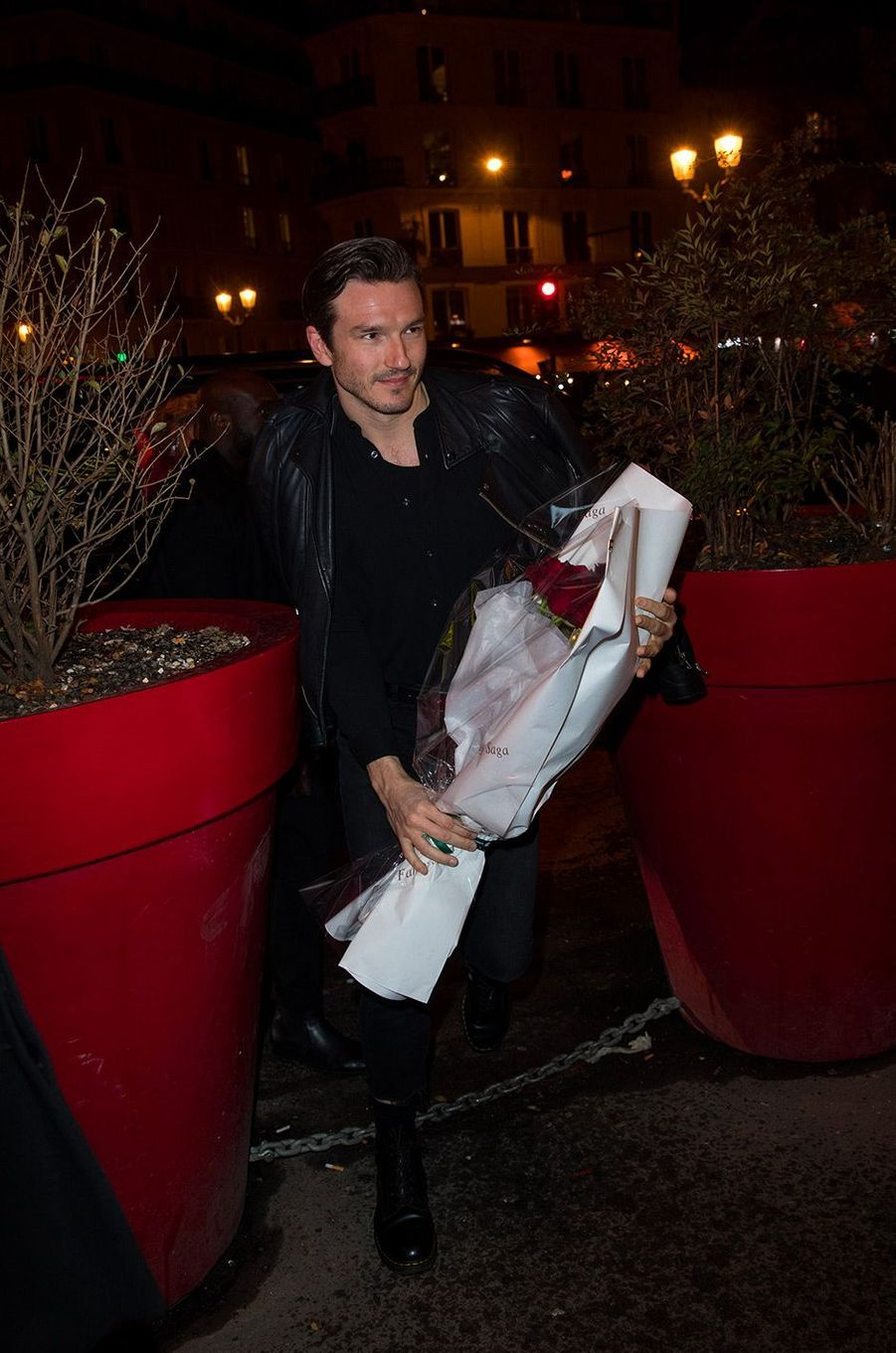 Pepe Munoz au Moulin Rouge, jeudi 24 janvier