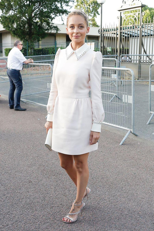 Nicole Richieà Paris, le 29 juin 2019
