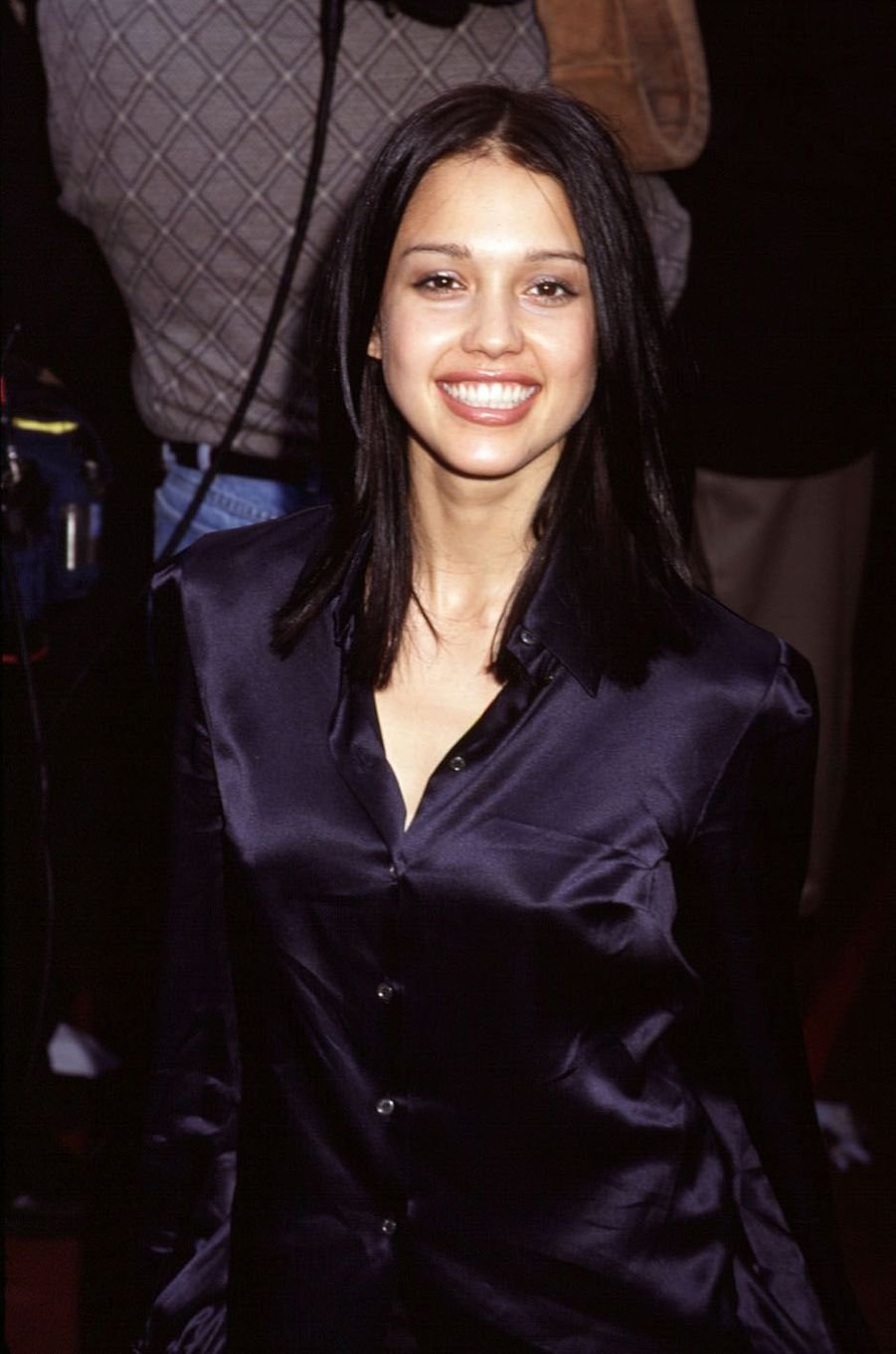 Jessica Alba en 2000.