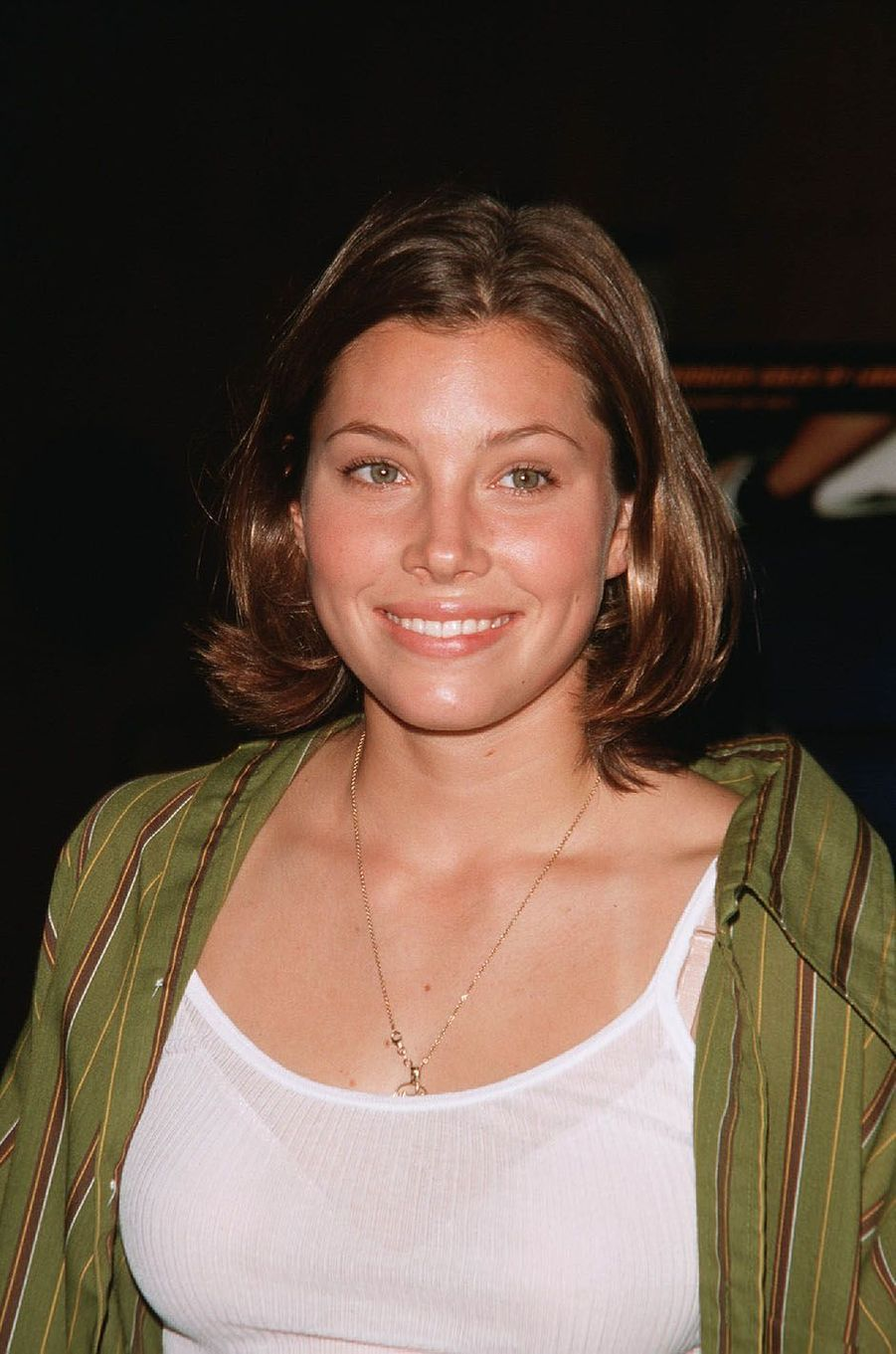 Jessica Biel en 2000.