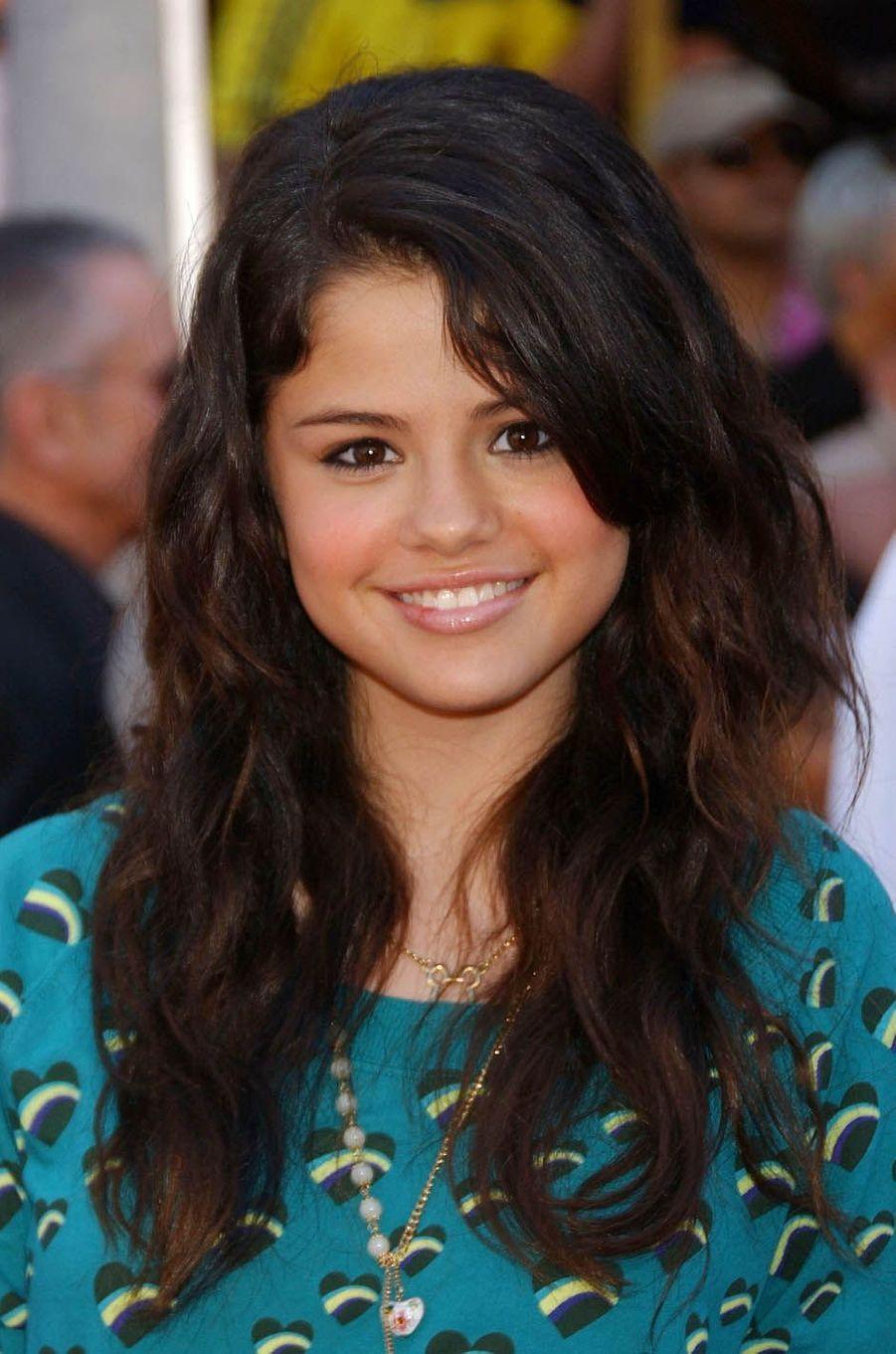 Selena Gomez en 2007.