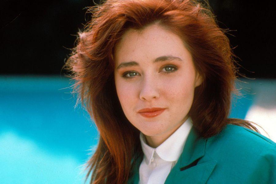 Shannen Doherty en 1988.