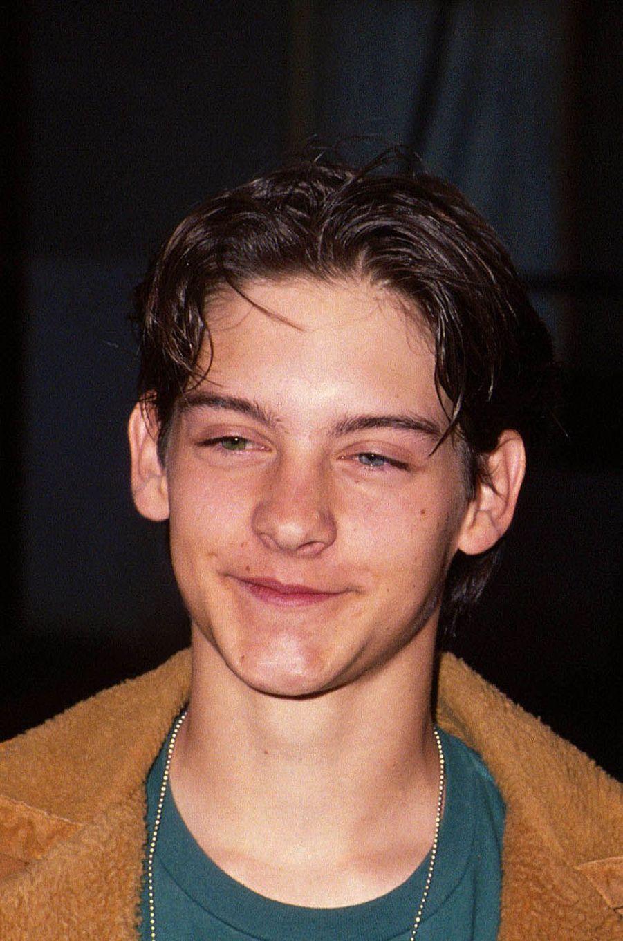 Tobey Maguire en 1992.