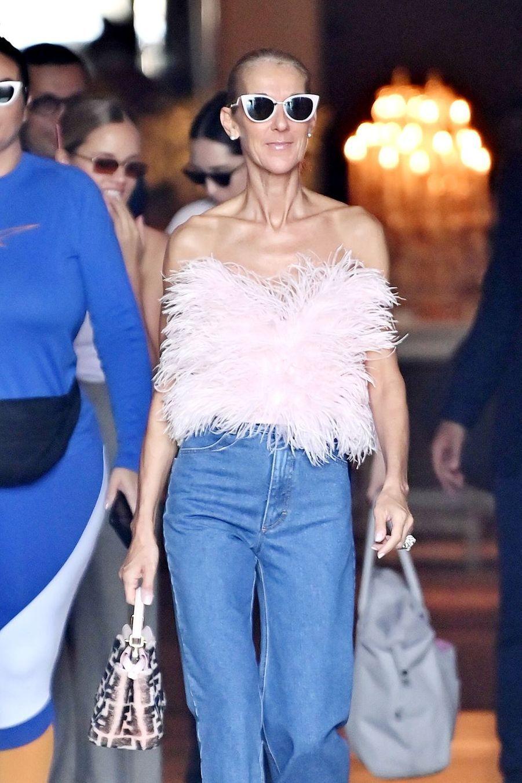 Céline Dion à Paris, le 28 juin 2019