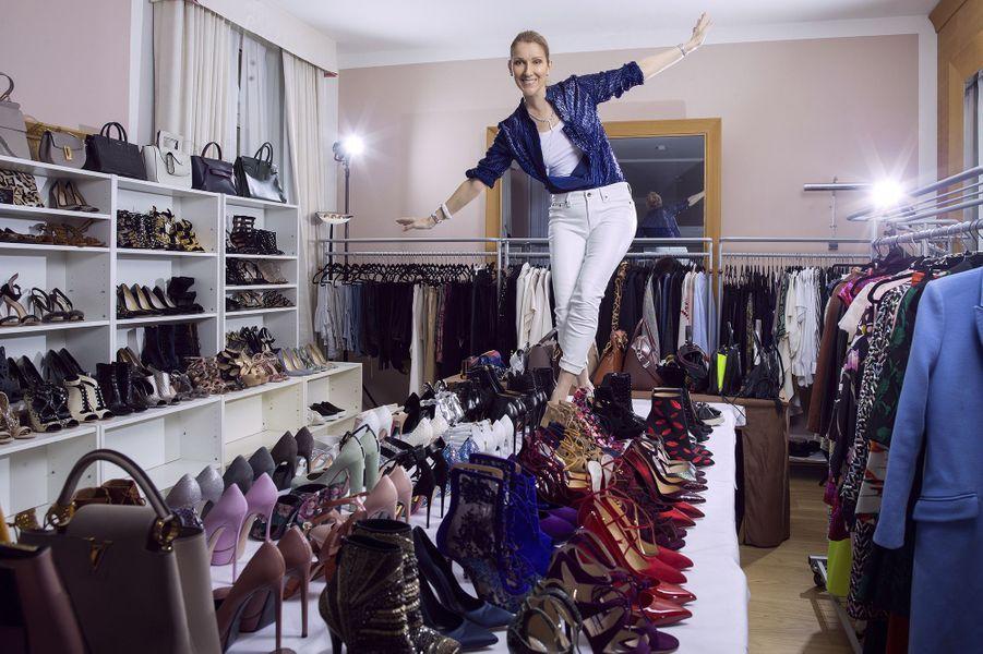 Lors de son passage à Paris, Céline Dion avait accordé une entretien exclusif à Paris Match.