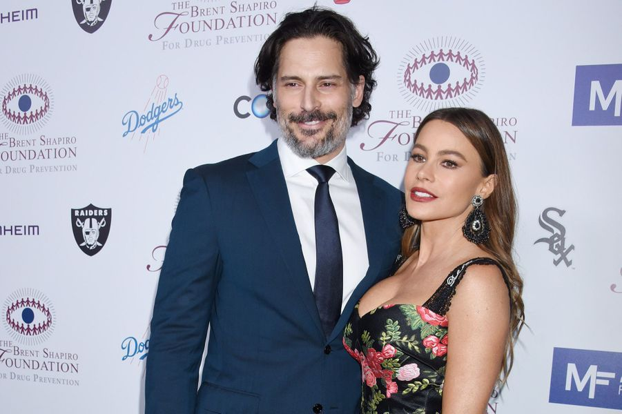 Joe Manganiello et Sofia Vergara au Beverly Hilton Hotel, le 7 septembre 2018 à Los Angeles