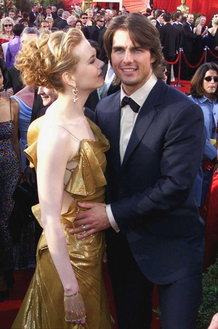 Tom Cruise et Nicole Kidman (1989-2001)
