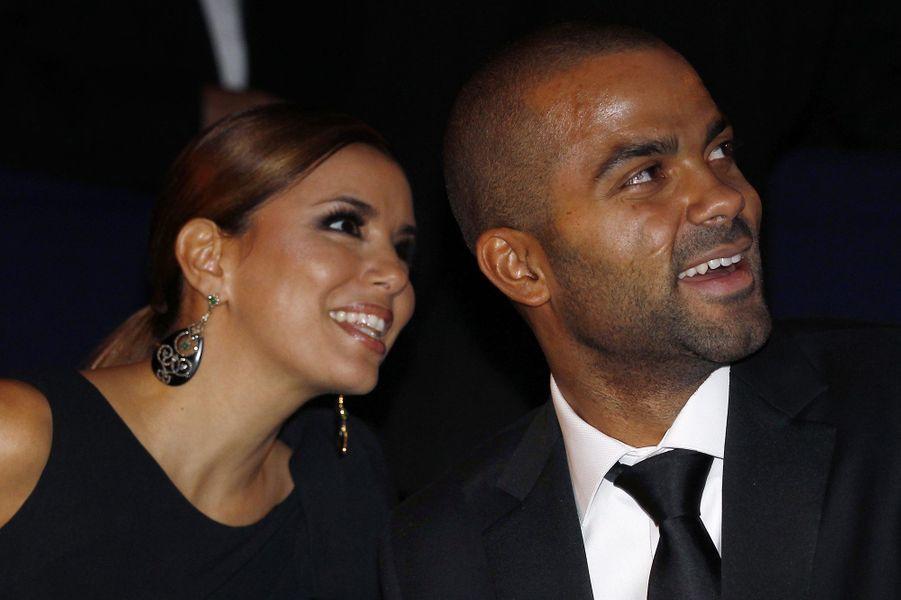 Eva Parker et Tony Parker (2004-2011)
