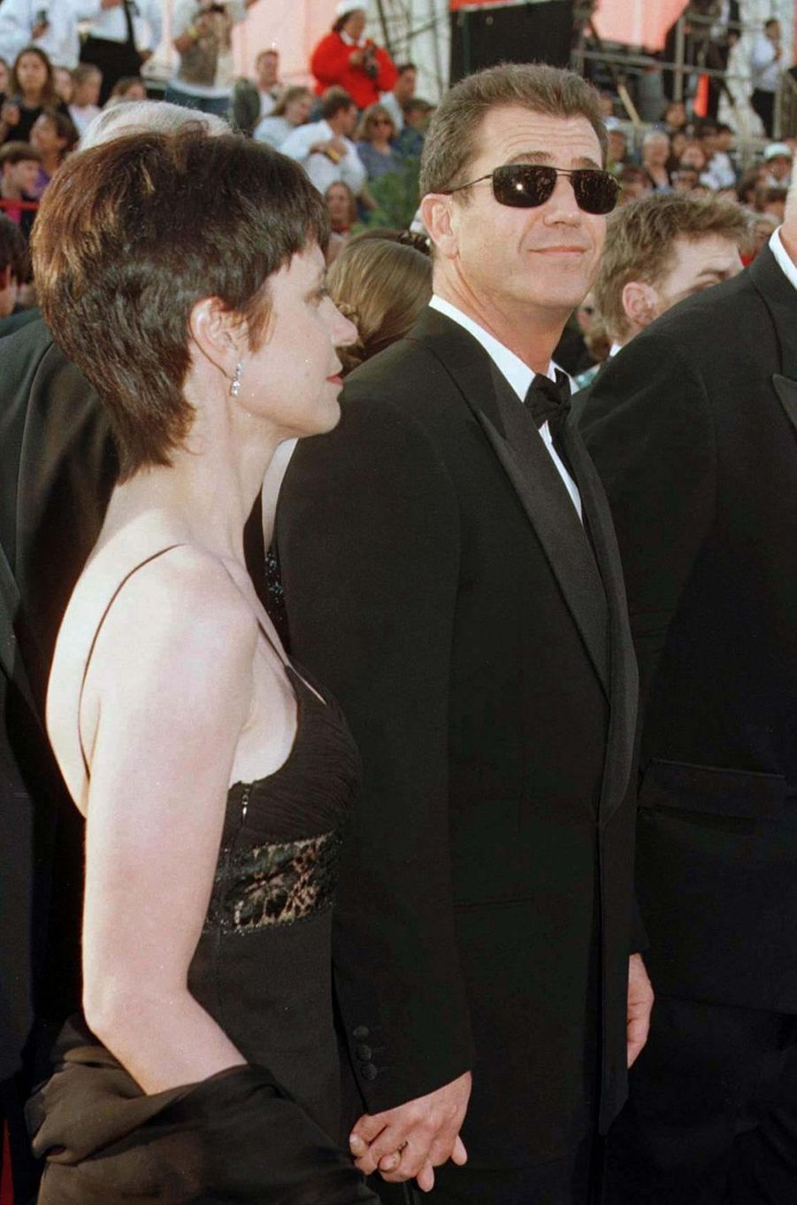 Mel Gibson et Robyn Moore (1980-2007)